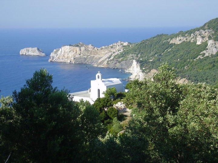 Skiathos: perla severních Sporad