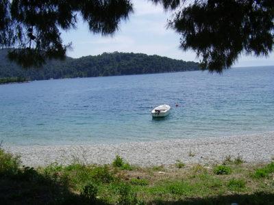 Skopelos: kde se borovice dotýkají moře