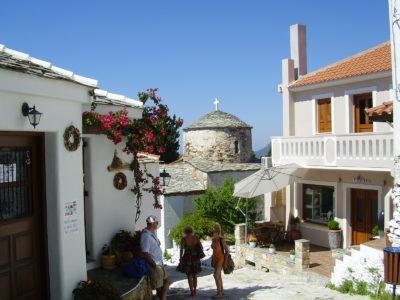 Palia Chora: bývalé hlavní město Alonnisu