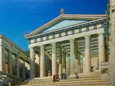 Propylaje: Impozantní vstup na Akropoli