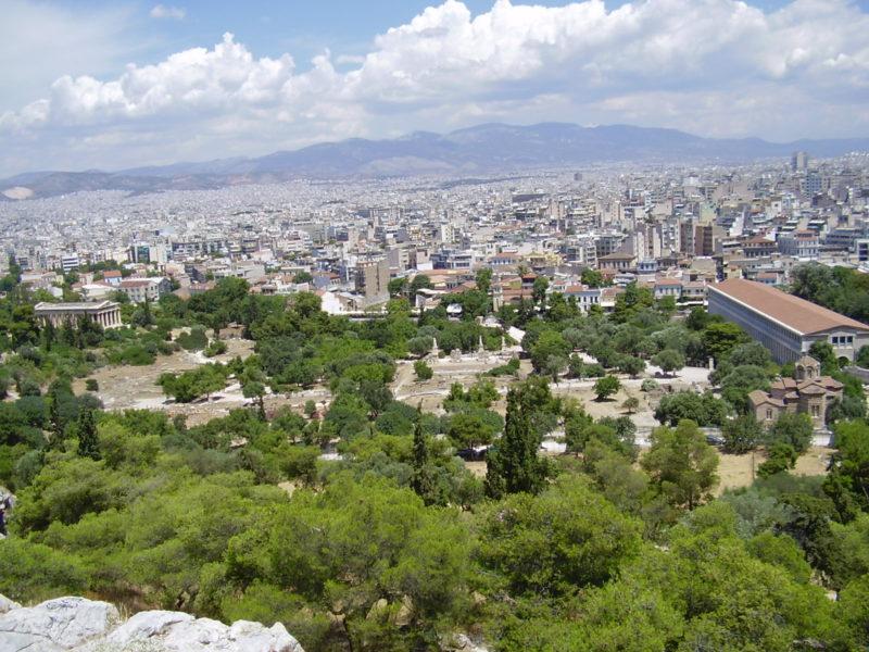 Athény: Fascinující minulost a pohodová současnost