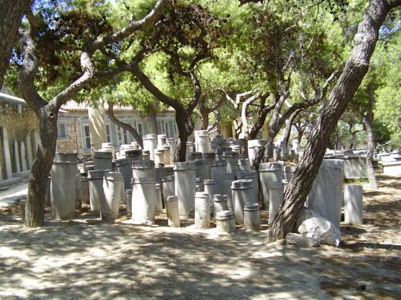 Kerameikos: Největší athénské pohřebiště