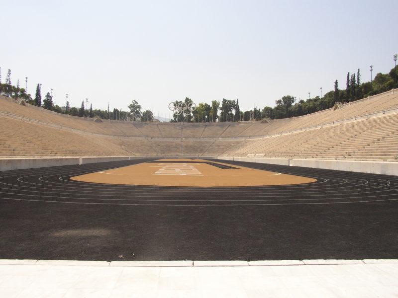 Panathénajský stadion/Kallimarmaro