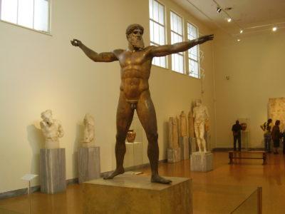 Řecké umění: Velký základ celého evropského umění