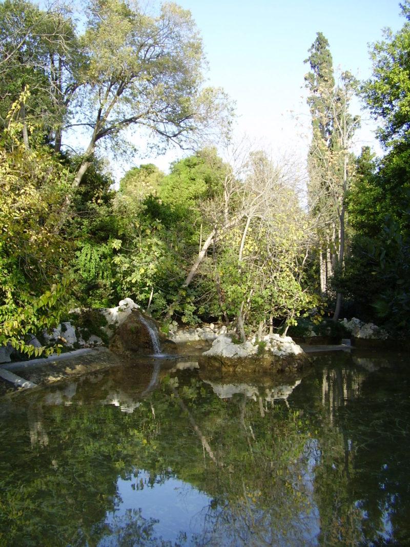 Národní zahrada: Největší park v centru Athén