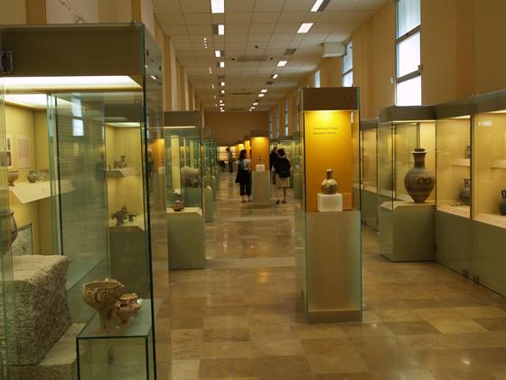 Muzeum na agoře