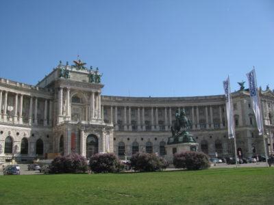 Hofburg: Císařský palác je dnes sídlem prezidenta