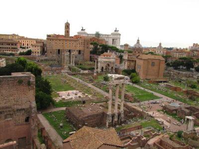 Stručný průvodce po Foru Romanu