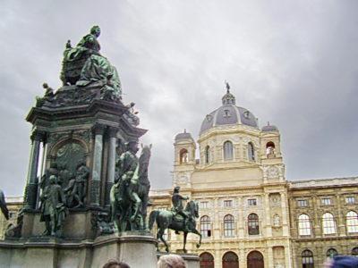 Muzea na Ringstrasse