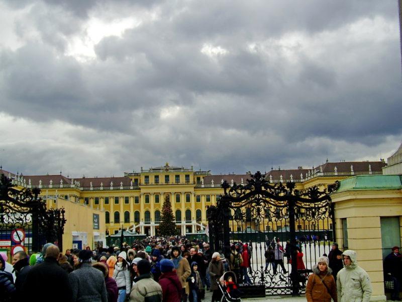 Schönbrunn: Letní sídlo Habsburků