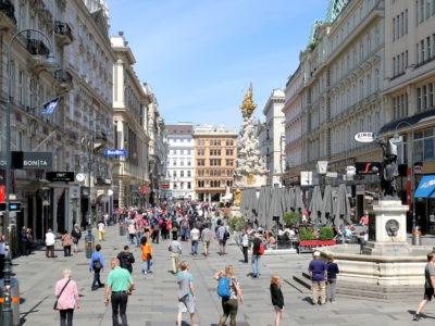 Am Graben: Ulice Na Příkopech
