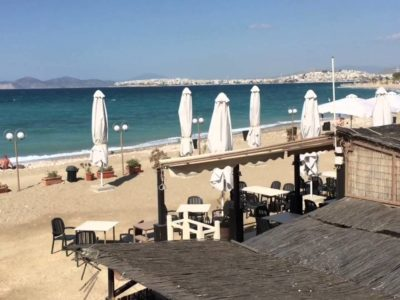 Pláže v Athénách