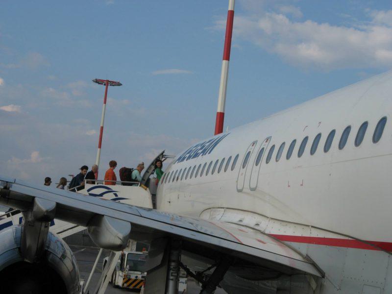 Doprava do Athén: Letecky, autem nebo autobusem?