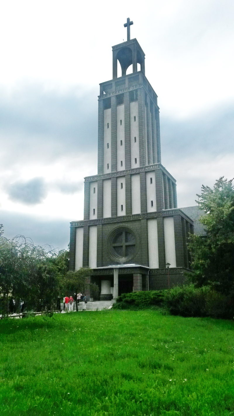 Kostel svaté Hedviky v Opavě