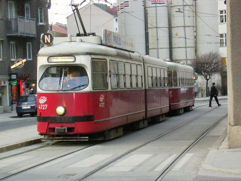 10 zajímavostí vídeňské MHD