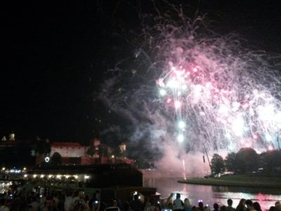 Wianki: Svatojánské slavnosti v Krakově