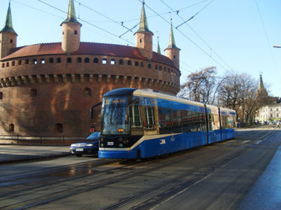Doprava po Krakově