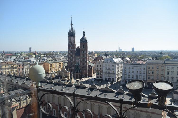 7 aktivit zdarma v Krakově