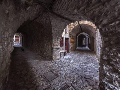 Mesta: autentický středověk