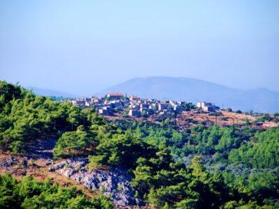 Střední Chios: jedna z řeckých památek UNESCO