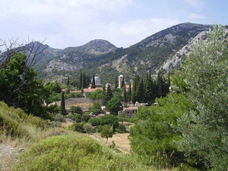 Nea Moni: chioská památka UNESCO