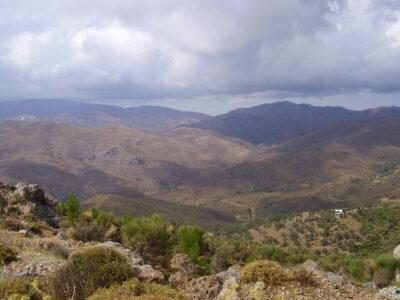 Severozápadní Chios: kde žila svatá patronka ostrova