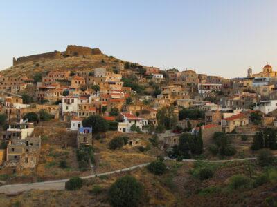 Volissos: oblíbený cíl byzantských králů