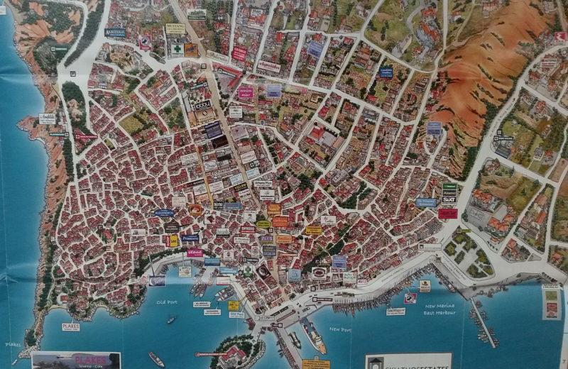 Hlavní město Skiathos