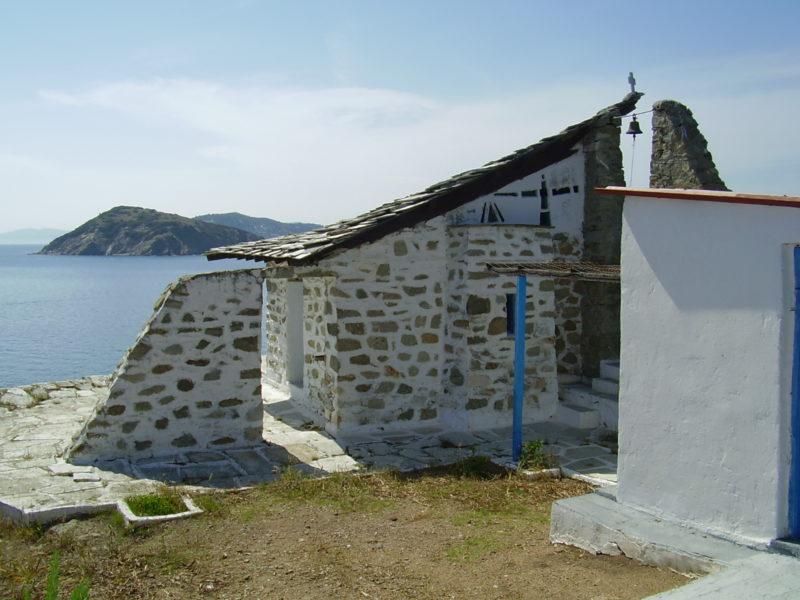 Ostrůvek Tsungria