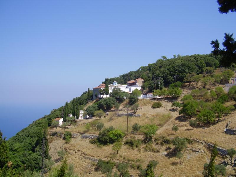 Kláštery na Skopelosu