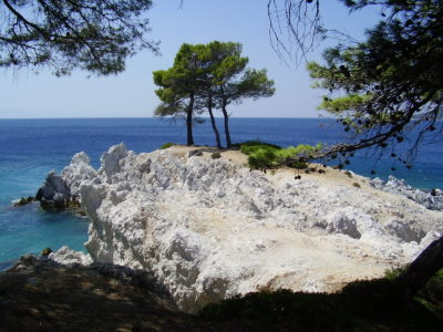 Mamma Mia! na Skopelosu