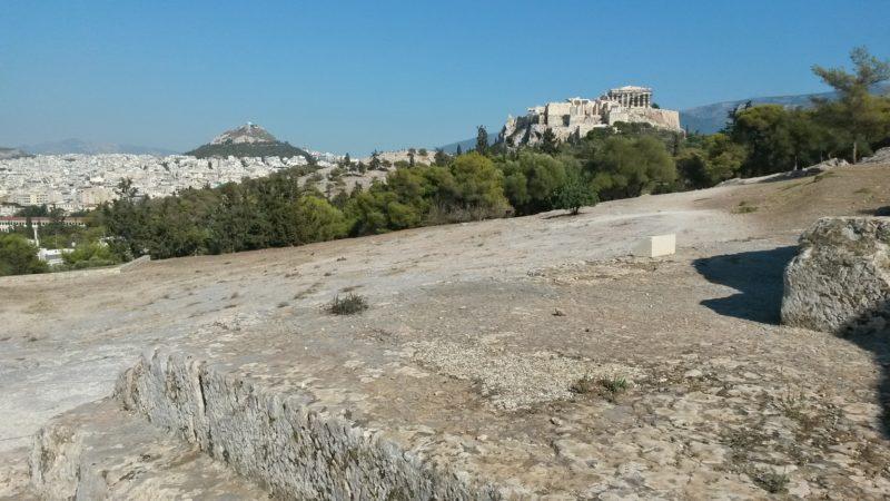 Pnyx: Shromaždiště Athéňanů
