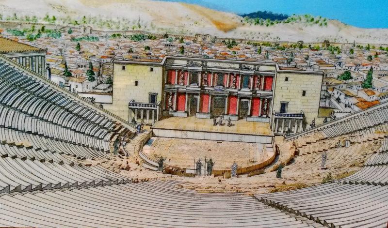 Dionýsovo divadlo: Nejstarší divadlo na světě