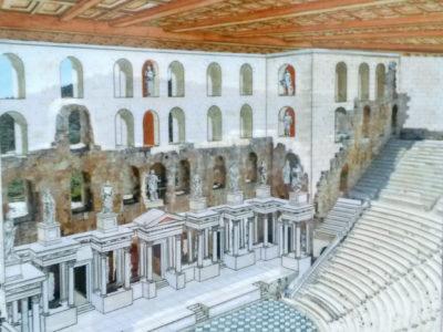 Odeon Herodota Attika: Dodnes funkční divadlo pod Akropolí