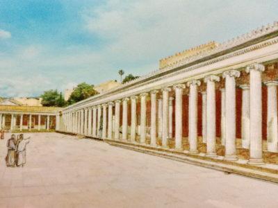 Římská agora: Společenské centrum římských Athén