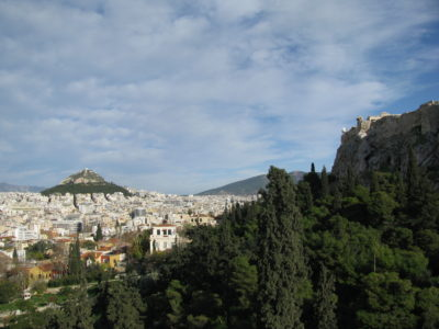 Lykavittos: Nejvyšší athénský kopec