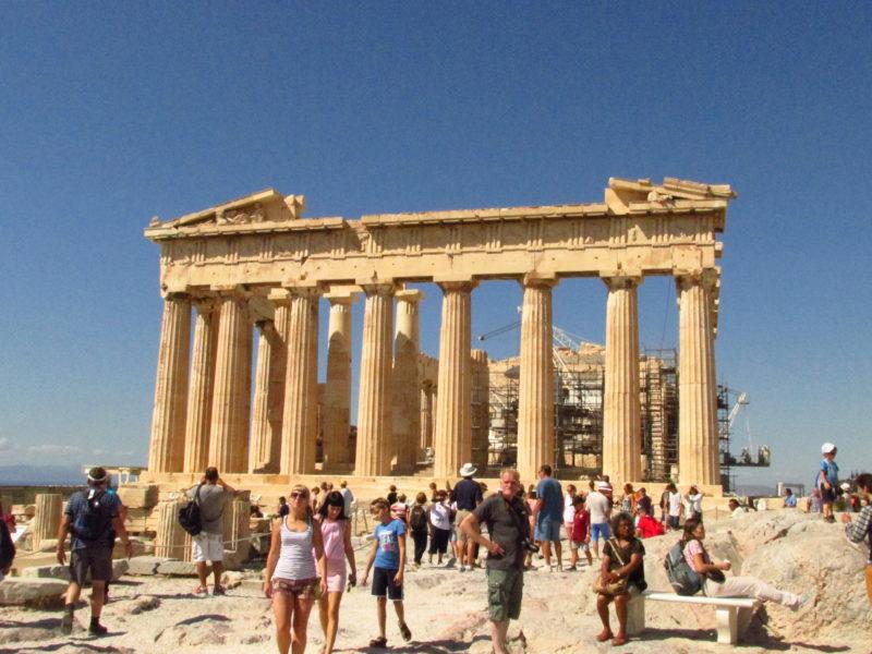 Parthenon I.: Řecká dokonalost