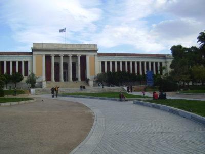 Národní archeologické muzeum v Athénách