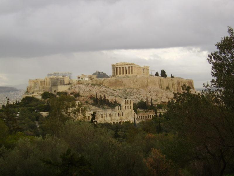 10 praktických rad pro návštěvu Akropole