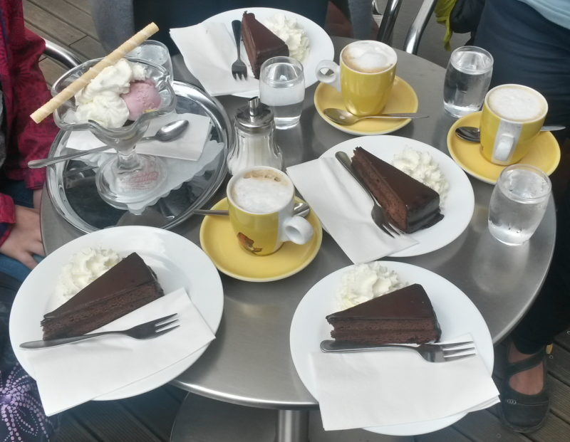 2 restaurace + 2 kavárny, které musíte navštívit ve Vídni
