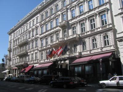 Hotel Sacher: originál je jen jeden