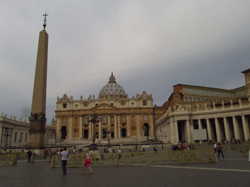 Stručný průvodce po Bazilice svatého Petra ve Vatikánu