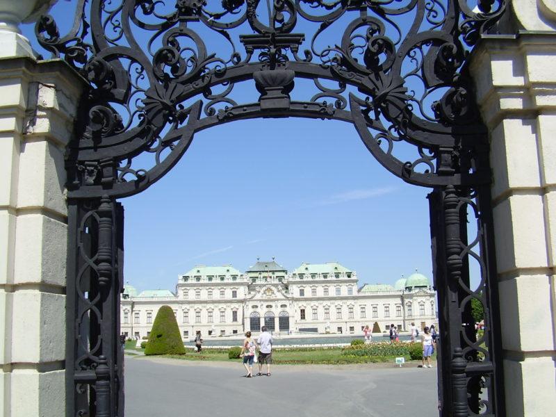 Belvedere: Zámek prince Savojského