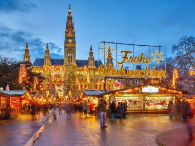 7 nejlepších vánočních trhů ve Vídni