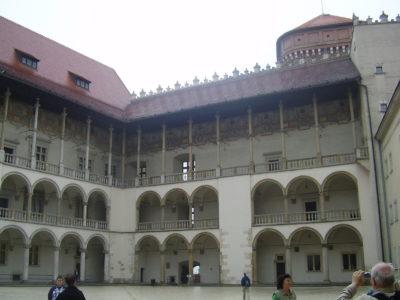 Wawelský zámek