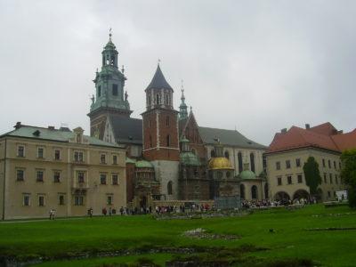 Katedrála svatého Stanislava na Wawelu
