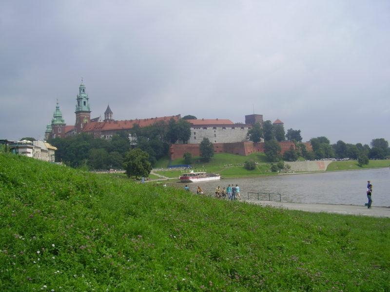 Krakovský Wawel