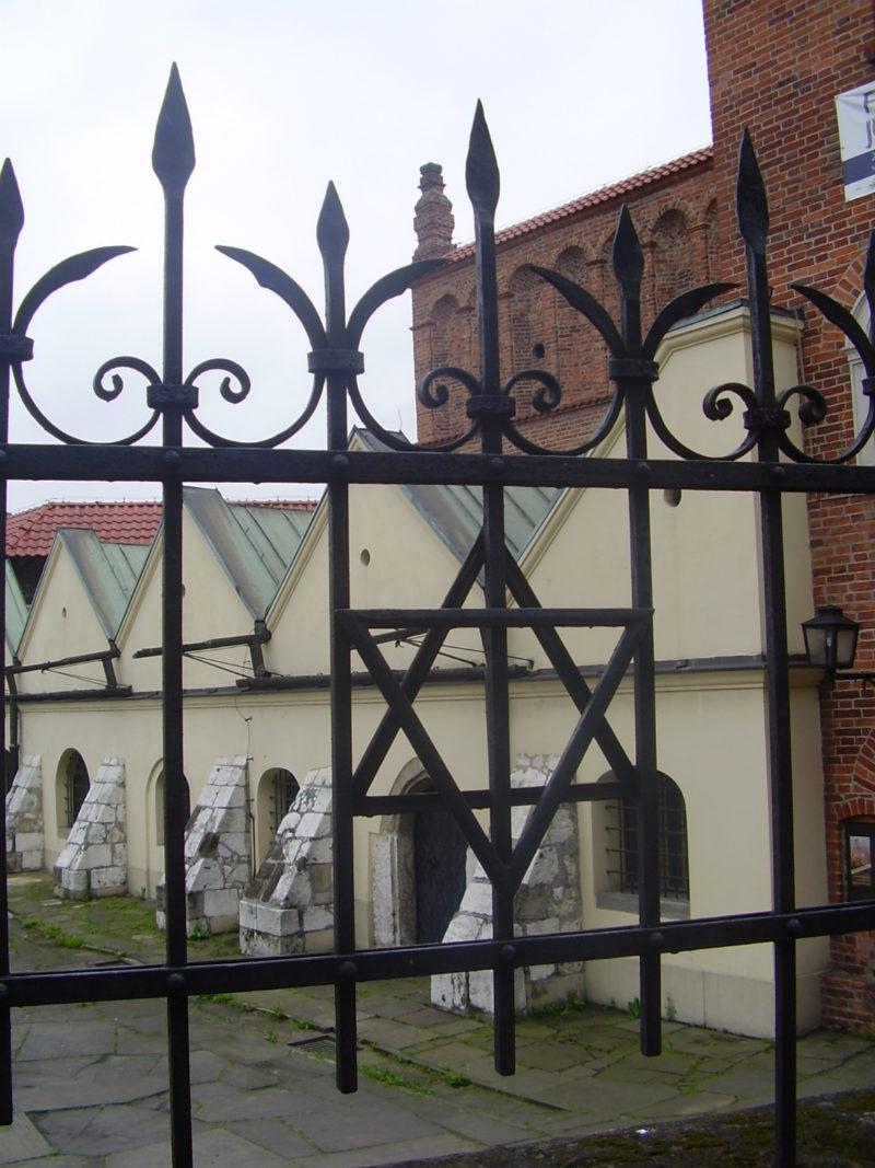 Kazimierz v Krakově
