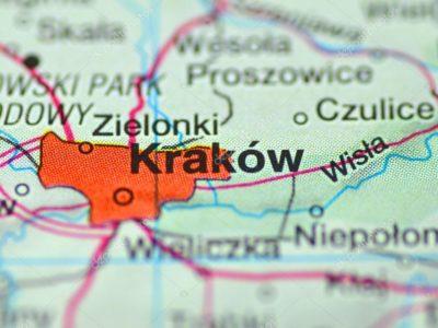 Doporučená trasa prohlídky Krakova