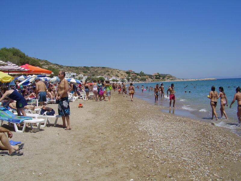 Jihovýchodní Chios: turisty nejvyhledávanější oblast ostrova